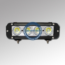 Auto Led light Bar off road A1 40W Cree (8 Inch) work lamp bar light high power CREE-XML-T6 2900lm