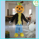 HI CE very funny fruit pumpkin mascot costumes for sale