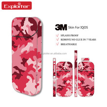 Top-quality factory new beautiful e-cigarette skin IQOS-009