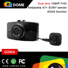 DOME G5WA Rear Mirror With Camera Full HD 1080P Manual Car Camera DVR 3.0'' Video Recorder With G-sensor Dash Cam OEM