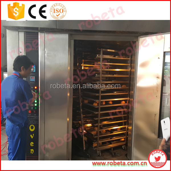 High Energy Saving Commercial Deck Oven/Rotary Convection Gas Oven in China