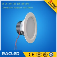 2016 Hot Selling high Efficiently 8 inch recessed led down light