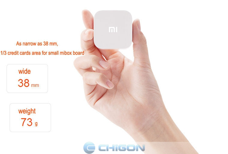 100% Original Xiaomi MiBox Mini TV Box Xiaomi MiBox Smart Android Media Player