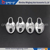 car-styling Car Accessories For Mazda CX-5 2015 Chrome Door Handle Bowl Exterior Decoration