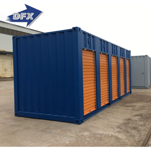 Cheap Mobile Prefab Shipping Container Garage