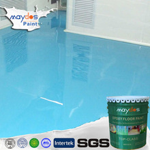 China Top 5 - Maydos Oil Based Stone Hard Chemical Resistant Industrial Purpose Epoxy Floor Paint