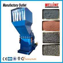 Low noise less power consumption metal crusher aluminum can crusher with factory price