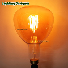 R180antique edison LED bulb energy saving led filament light large style led bulb