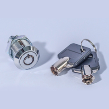 Customized professional Chrome plating cam latch cabinet locks