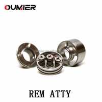 Buy newest three posts design rem rda compare with derringer rda ...