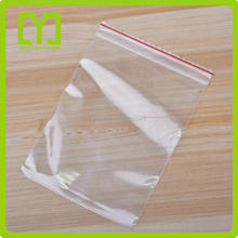 2017 YiWu Factory High Quality Custom Clear Plastic PE Ziplock Bags Wholesale