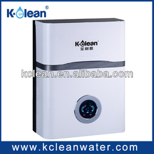 Low negative ORP alkaline water filter canister
