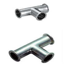 stainless steel Sanitary tri clamp fittings