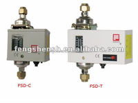 Differential pressure controls / switch FSD -C series air compressor parts