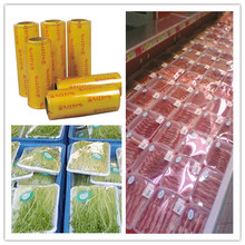 food wrap cooking cling film pvc stretch film
