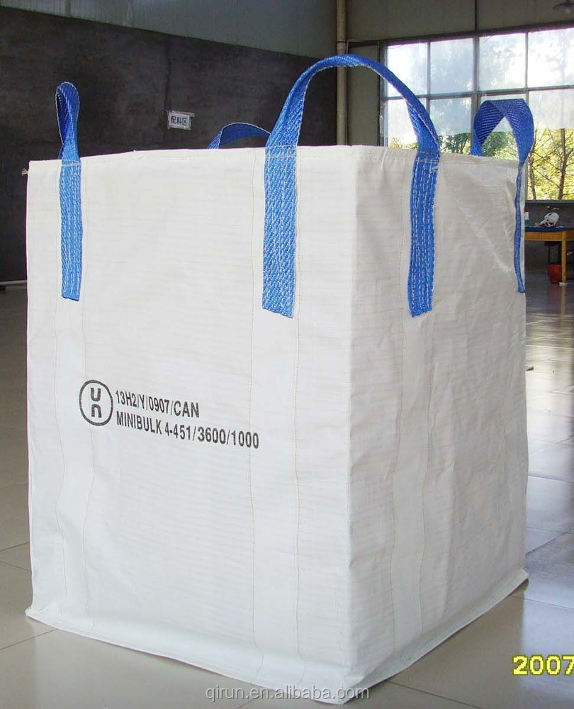 pp woven jumbo bag / big bag / fibc / super sacks for 1000kgs