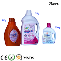 Eco Friendly Natural Raw Material Foaming Liquid Dishwashing Detergent