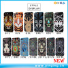 OEM Animal Water Transfer Printing Soft TPU Silicone For iPhone 7 Plus Cases Matte Printed