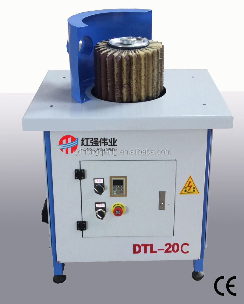 brush sanding machine for woodworking