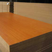 High-density Fire rated melamine 18mm particle board