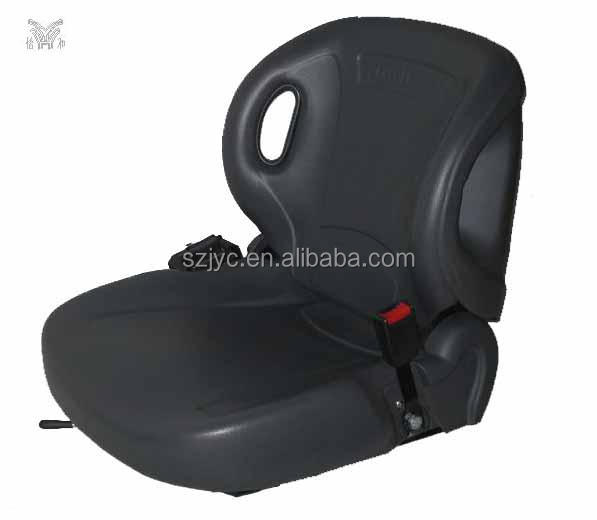 Chinese Car Driver Seat Tractor Seat Forklift Seat PVC With Retractable Safety Belt And Switch Micro YH-38
