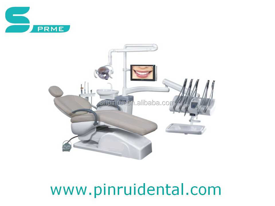 top- mounted dental chair PR- 218A
