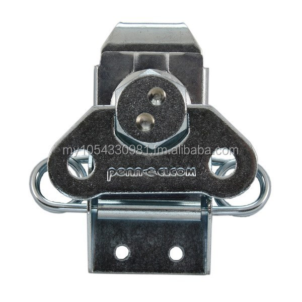 LARGE SURFACE MOUNT TWIST LATCH, SPRING-LOADED