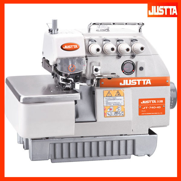 5 Thread Siruba Type Overlock Sewing Machine JT-757D