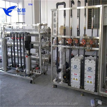 Ro Edi Water Treatment System For Ultrapure Water