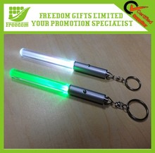 Promotional Solo Concert LED Cheering Stick Keychain