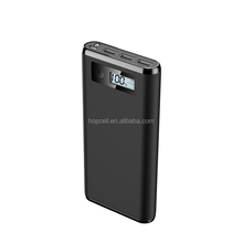 16000-20000 mAh mobile power banks supply 3.0A fast charge LCD digital screen 8 * 18650 rechargeable multi-USB charger