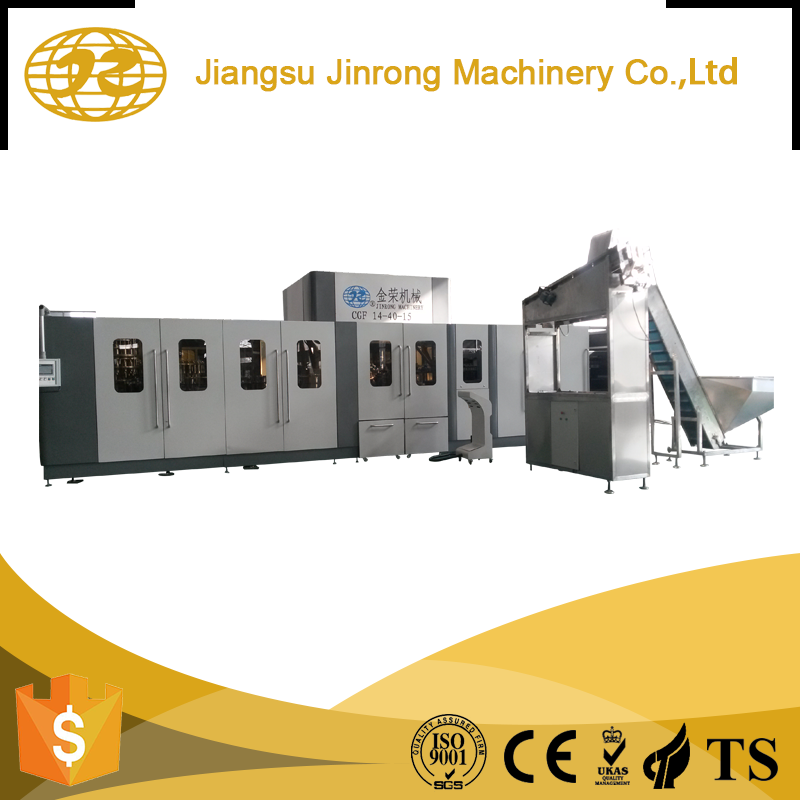 Hot Sale factory price Beautiful design mineral water cup blowing filling capping combiblock sealing machine
