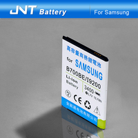 3200mah mobile phone battery for Samsung Galaxy I9200/B700BC