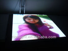 16mm full color indoor led video dance floor big project
