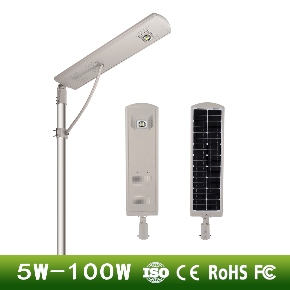 XUTAI YANTAI Factory Customized 30W integrated solar energy street light