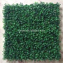 Artificial Boxwood plastic leaf fence