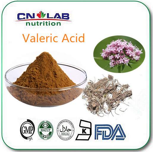 Dry valerian root extract powder
