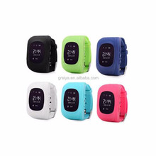 Hot new q80 baby smart watch pocket mobile phone