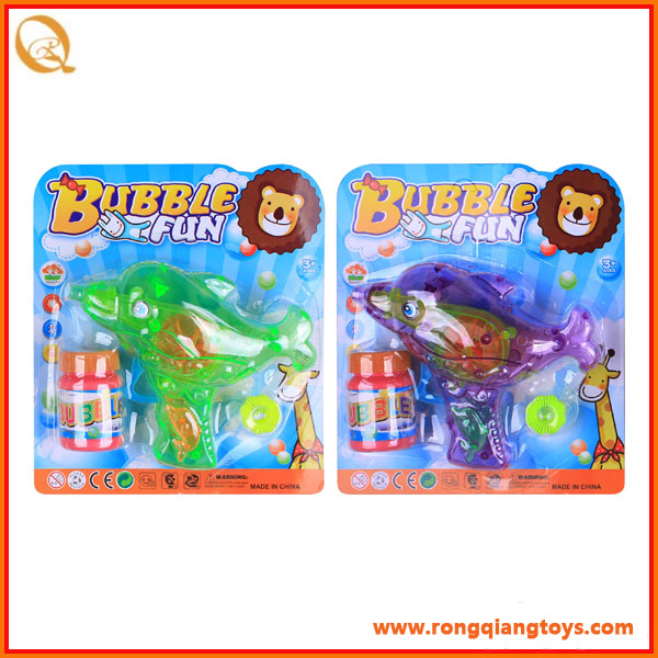 Hot selling bubble gun toy with low price BB91101688-1