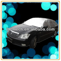 170 T waterproof half car body cover top car cover
