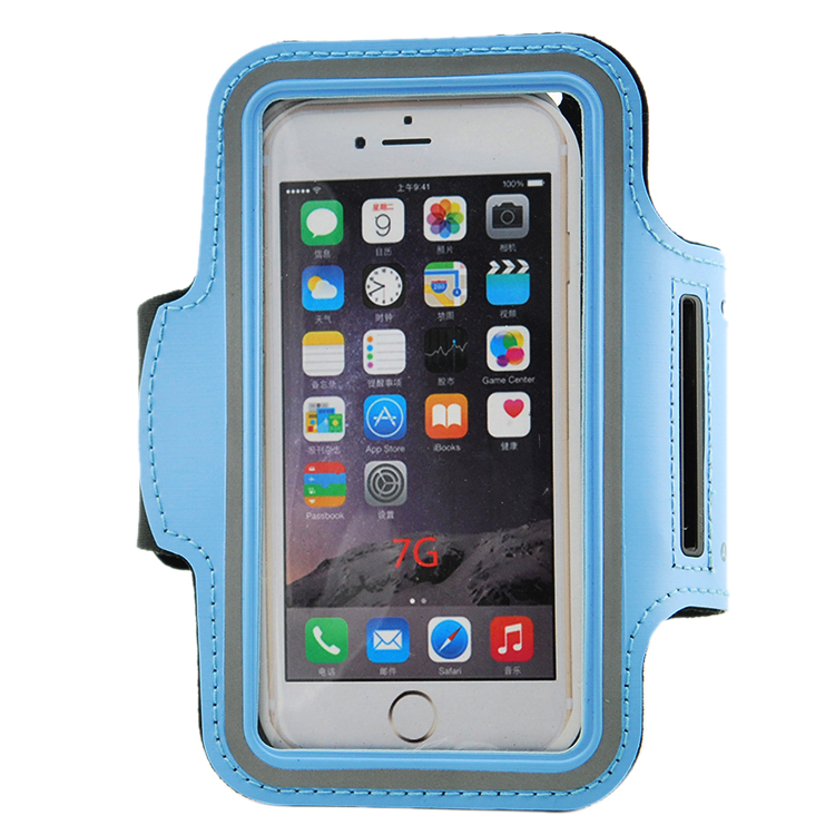 Best cheap phone sport armband less than one dollar phone pocket