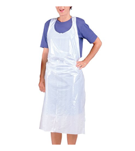 cheap kitchen plastic cleaning pe apron