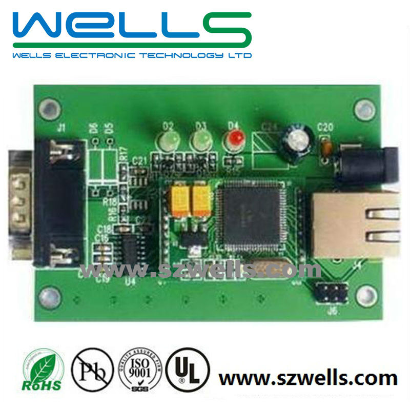4 Layer PCBA, PCBA for computer main board, PCB assembly, ISO9001, CE, SMT SMD