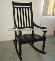 New style wooden ashake chair , rocking chair