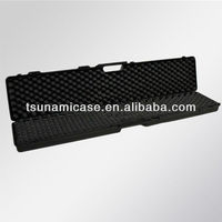 B120 Tsunami!! New plastic tough durable light weight military,carrying gun case, hard plastic weapons for hunting