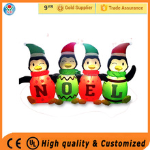 Christmas Ornaments Hot Sale Christmas Decoration christmas penguin decorationFor Supply