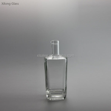 WINE VODKA CLEAR 100ML 50ML GLASS WHISKEY BOTTLE SIZES