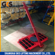 roller skid, transport roller trolley,Individual Bull Dolly Machinery Skate