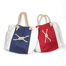 canvas shopping bag women wholesale beach bag canvas beach bag