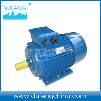 EFF1 three phase iec standard Electric motor YE2-160L-4